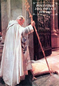 """""""Pontyfikat Jana Pawła II. Pierwsze pięć lat"""""""
