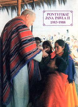 """""""Pontyfikat Jana Pawła II. Drugie pięć lat pontyfikatu"""""""